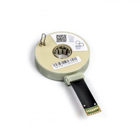 Opel Corsa D koppelsensor platte kabel zonder ESP